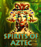 Демо версия автомата Spirits of Aztec
