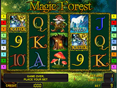 Magic Forest играть онлайн
