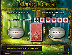 Magic Forest бесплатно онлайн