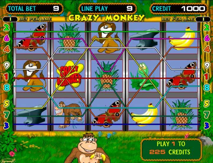 Игровые автоматы онлайн monkey игровые автоматы симулятор бесплатно