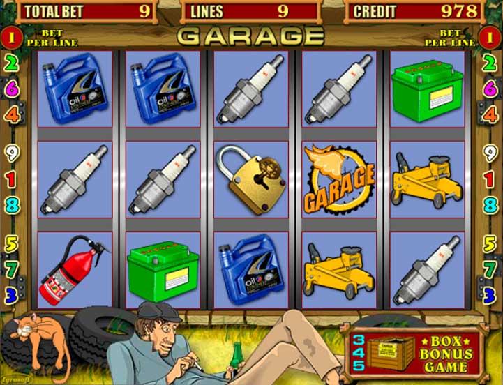 Игровые автоматы - играйте в слоты от