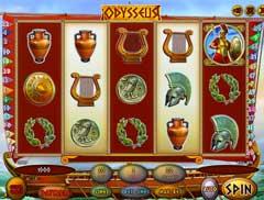 Игровые автоматы одиссея лас вегас казино руская рулетка ограть онлайнi