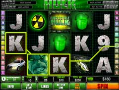 The Incredible Hulk играть