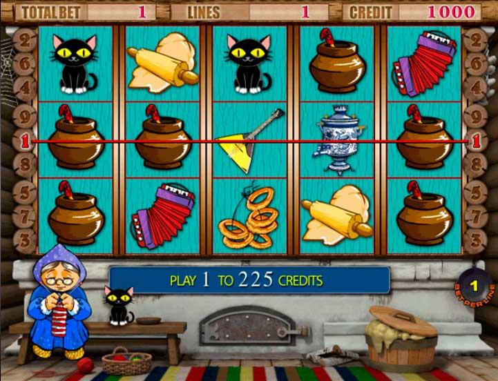 Игровые автоматы - Keks (Кекс, Печки) играть онлайн