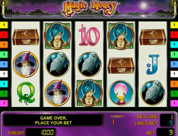 Игровые автоматы бесплатно magic money хабаровск казино рафаэлла