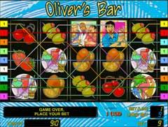 Oliver Bar - играть онлайн в игровой автомат бесплатно