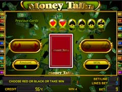 Играть в автомат Money Talks
