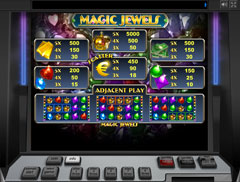 Играть в Magic Jewels на сайте