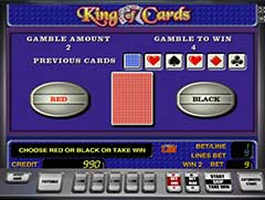 King of Cards риск игра