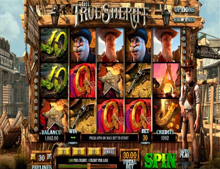 Жизнь шерифа - Sheriff s Life игровой автомат играть