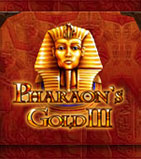 Онлайн Золото Фараона 3 (Pharaohs Gold 3) играть бесплатно и без регистрации