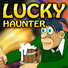 Игровой автомат Lucky Haunter - Игровые автоматы